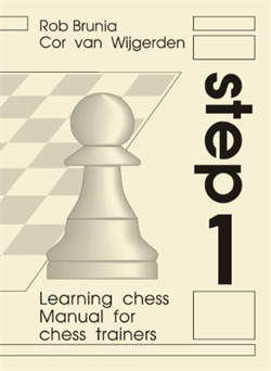 Learning chess step 1 - manual