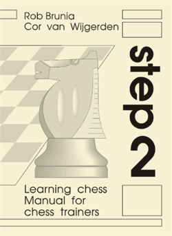 Learning chess step 2 - manual