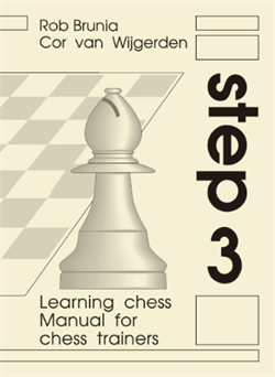 Learning chess step 3 - manual