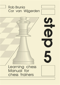 Learning chess step 5 - manual