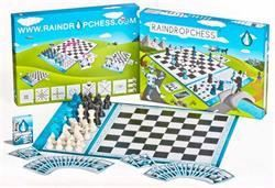 Raindropchess - Standardpaket