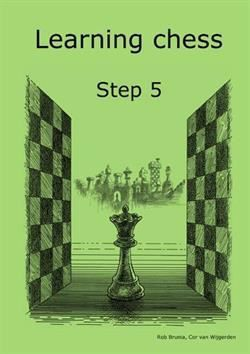 Learning chess step 5 - arbetshäfte